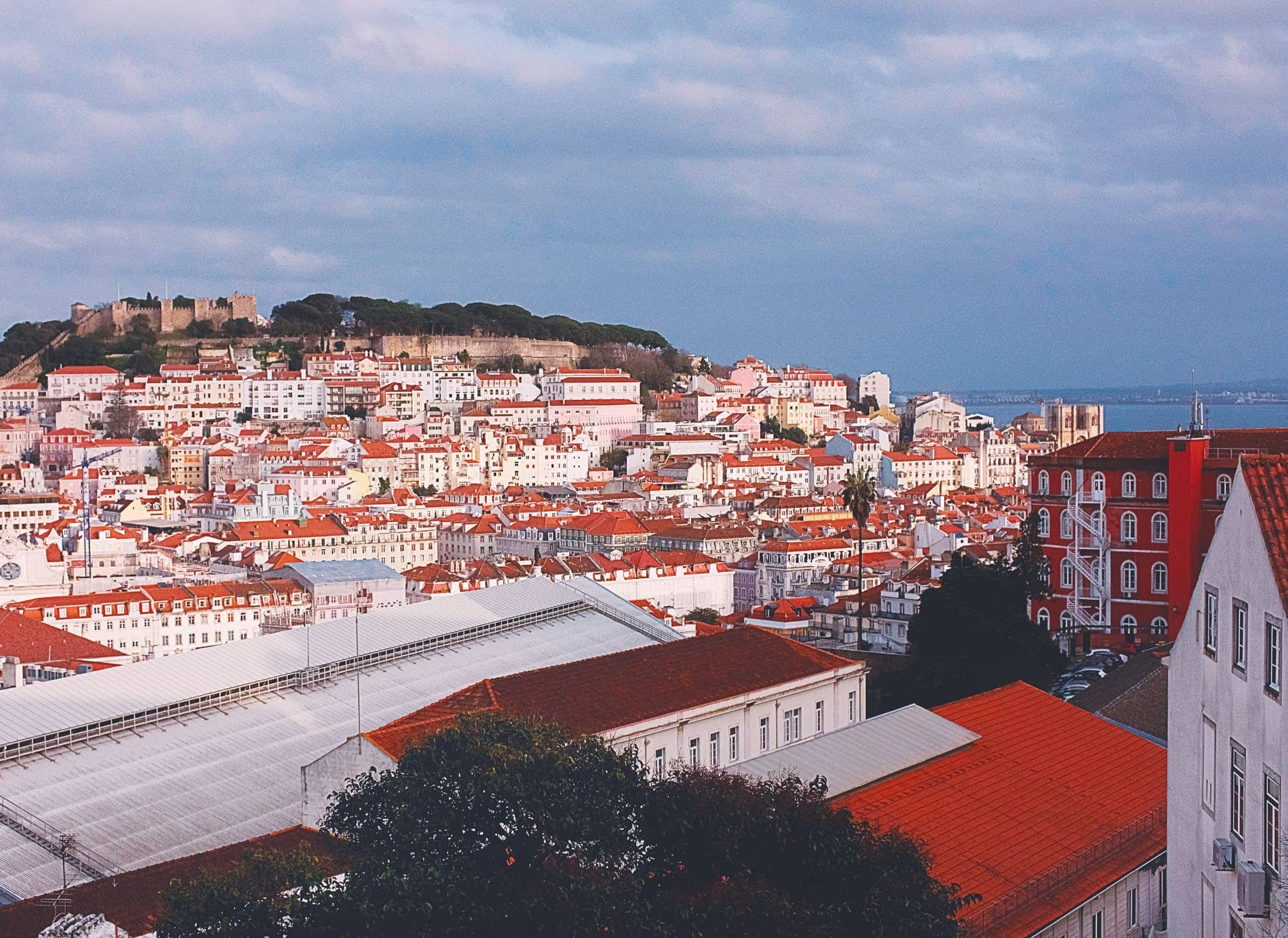 Revisiting History In Lisbon
