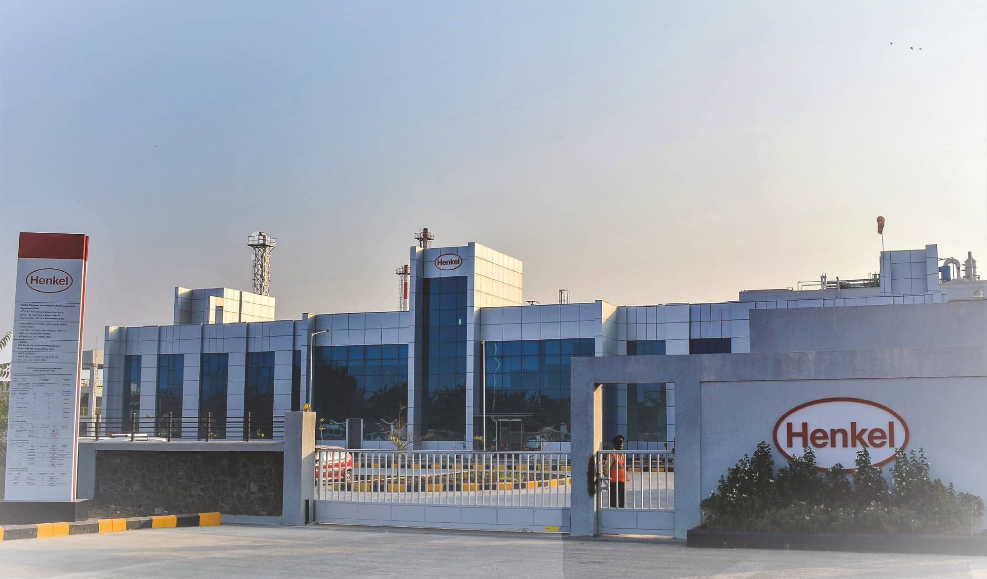 HENKEL OPENS NEW MANUFACTURING FACILITY IN INDIA