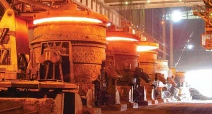 INDIA'S CRUDE STEEL OUTPUT FALLS OVER 4% TO 8.48 MT IN AUGUST: WORLD STEEL