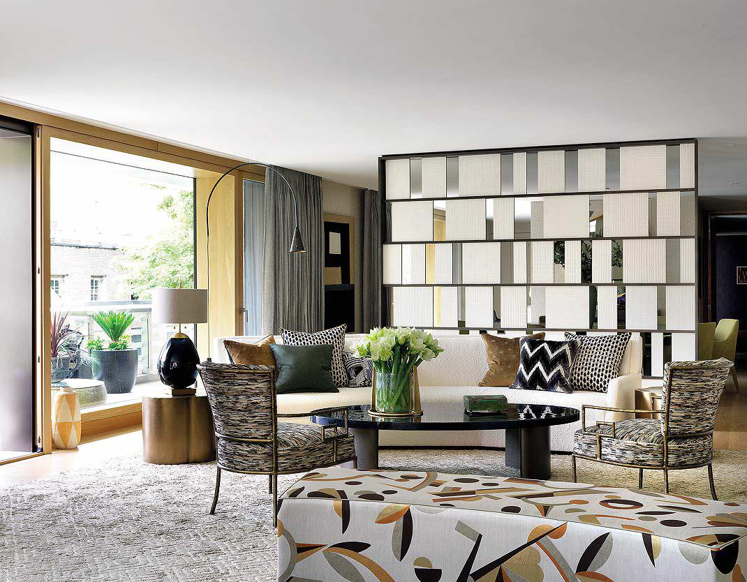 A Home Of Texture And Tone