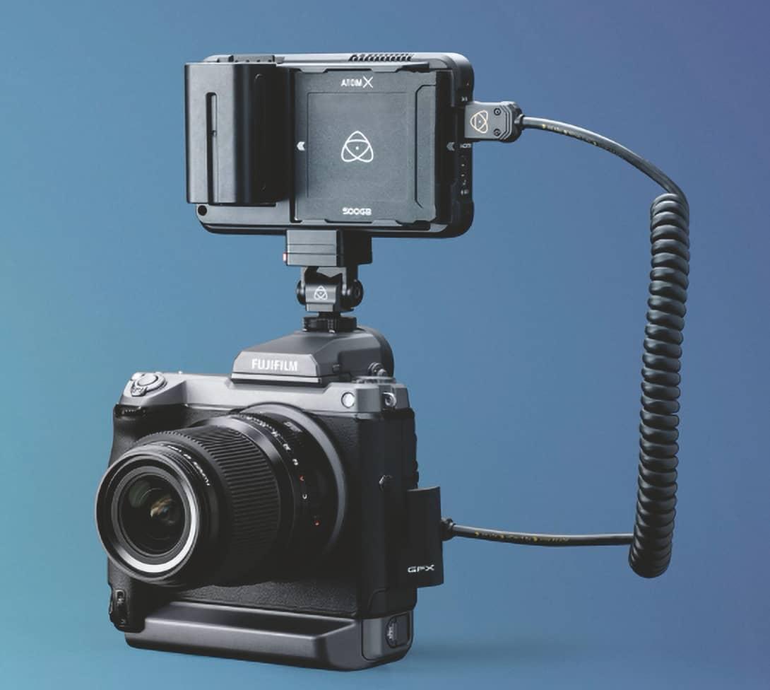 Atomos releases Ninja V beta update for Fujifilm GFX100