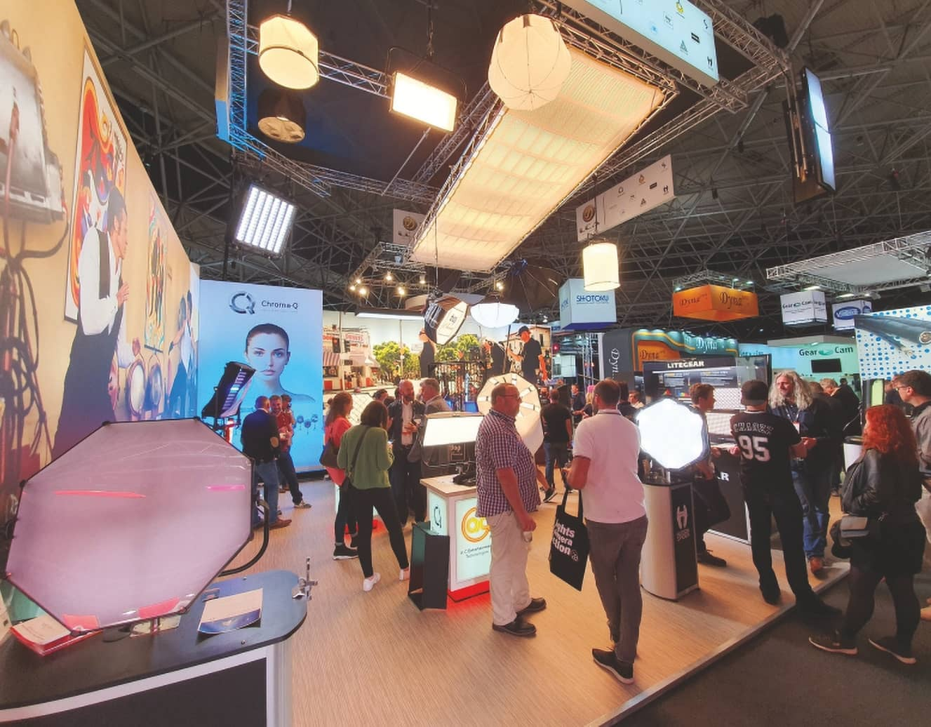 Access Hundreds Of IBC Exhibitors From The Comfort Of Your Home Office