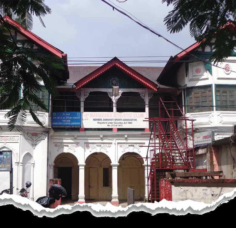 Maharana Athletics Club: Producing Legends Since 1907