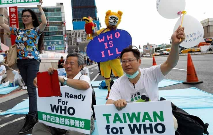 Taiwan's Message to the World