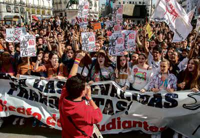 Socialist Students Conference Highlights Successful Work And International Solidarity