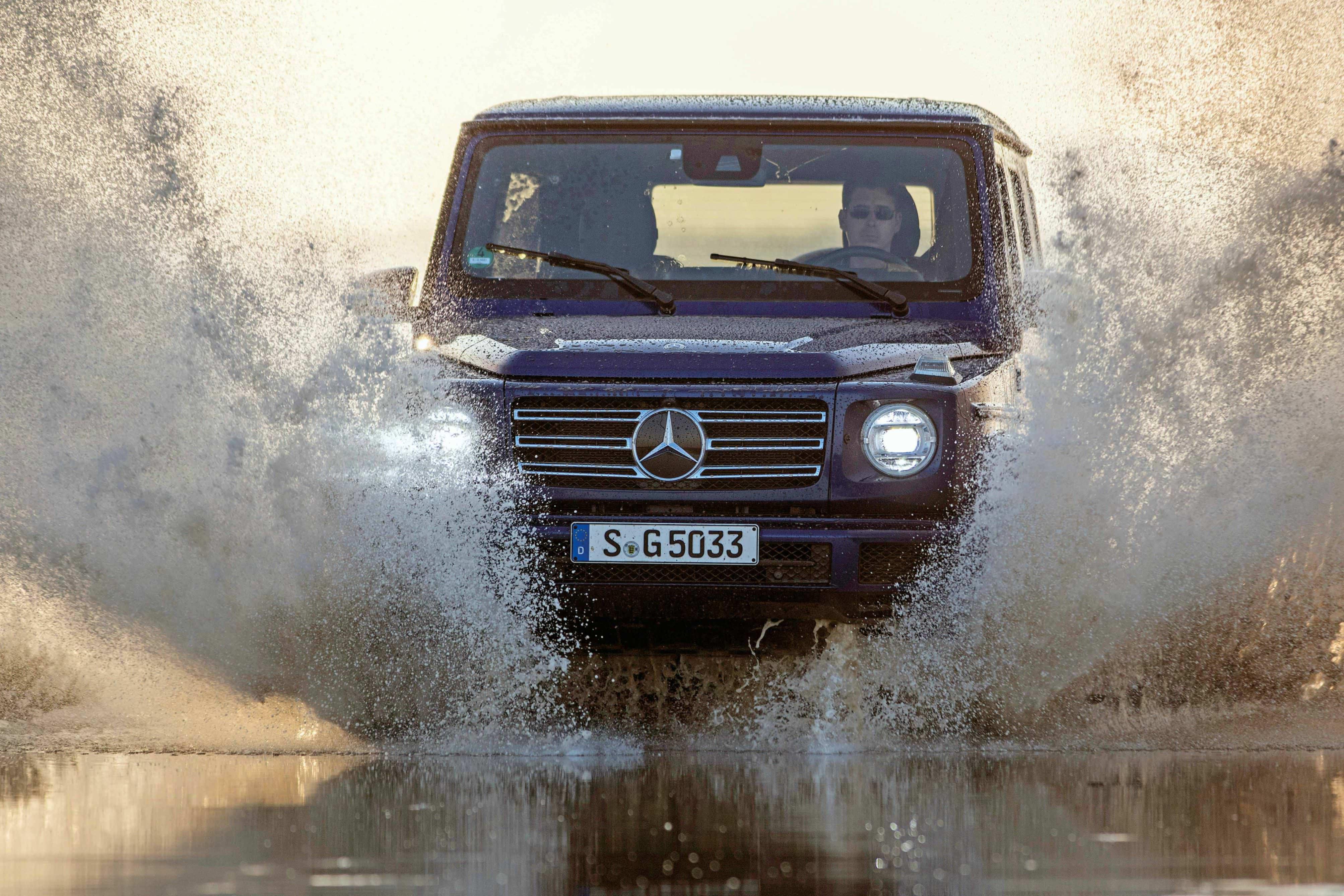 Mercedes-Benz Clase G: Cuatro Décadas De Poder Puro