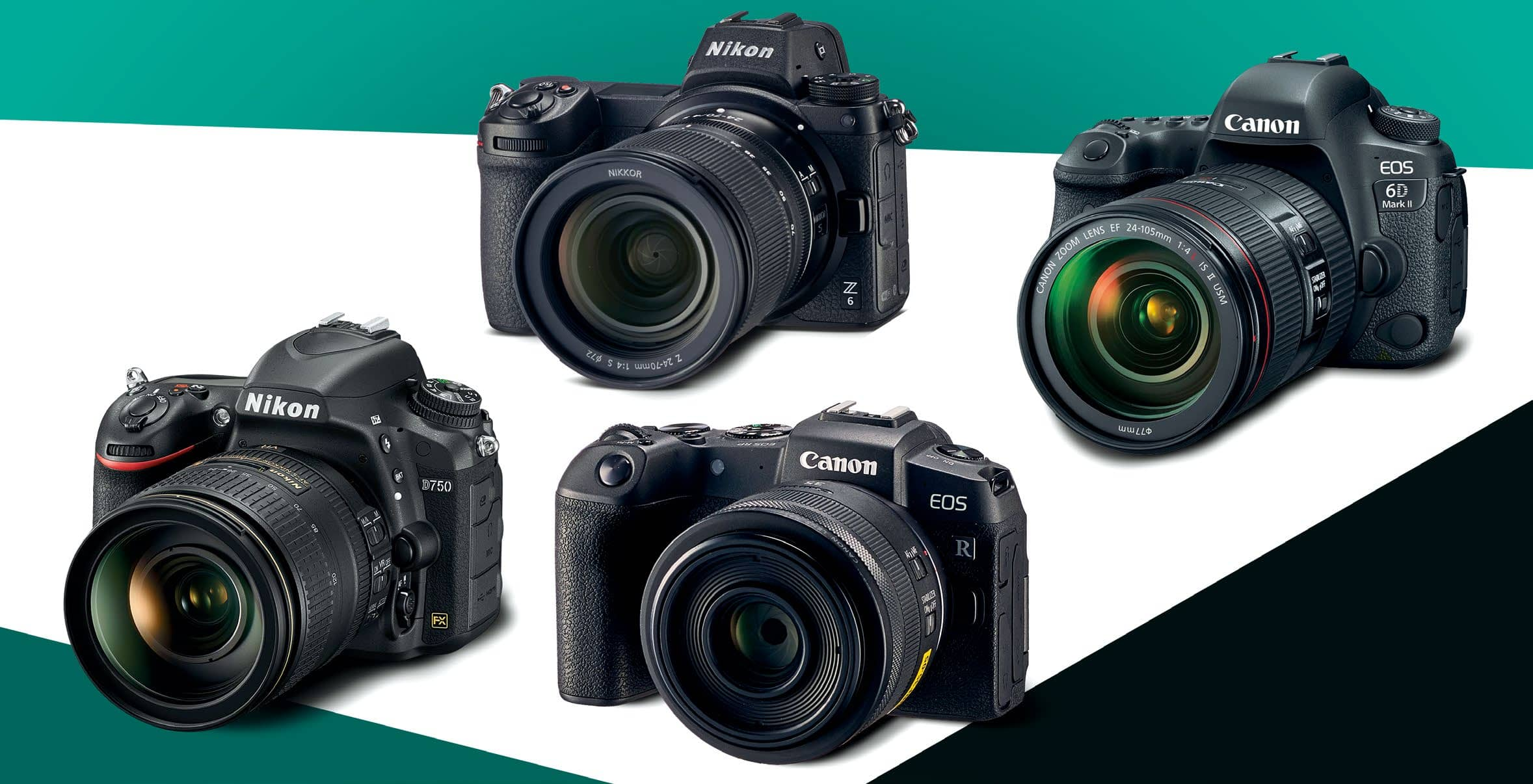 Affordable Full Frame Cameras