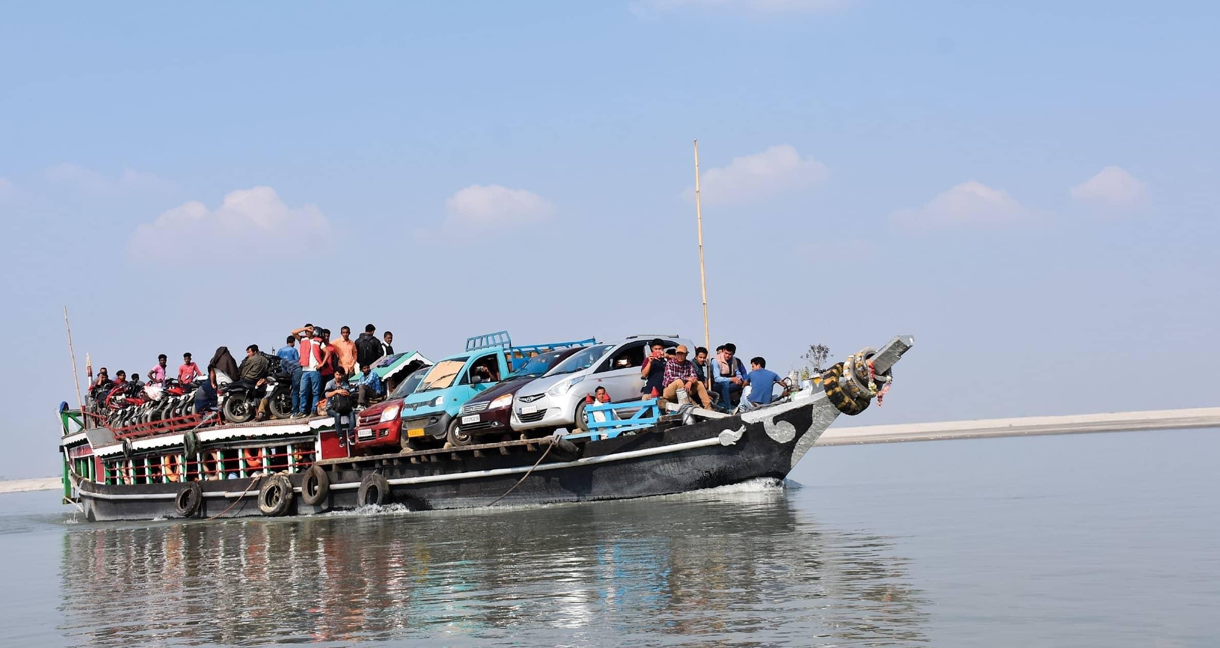 Assam - The Islanders Of Majuli