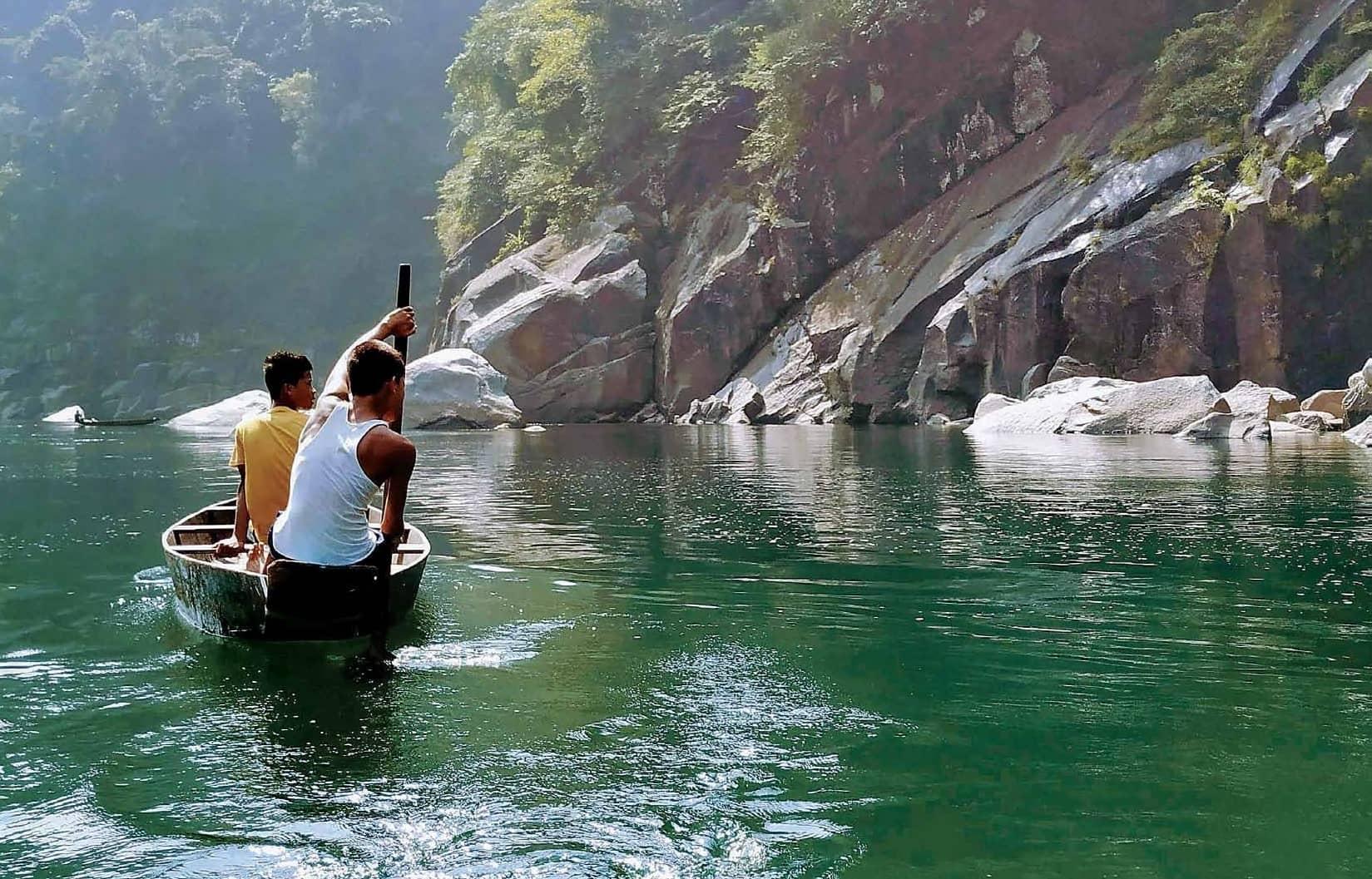 Meghalaya Of Beauty And Mysticism