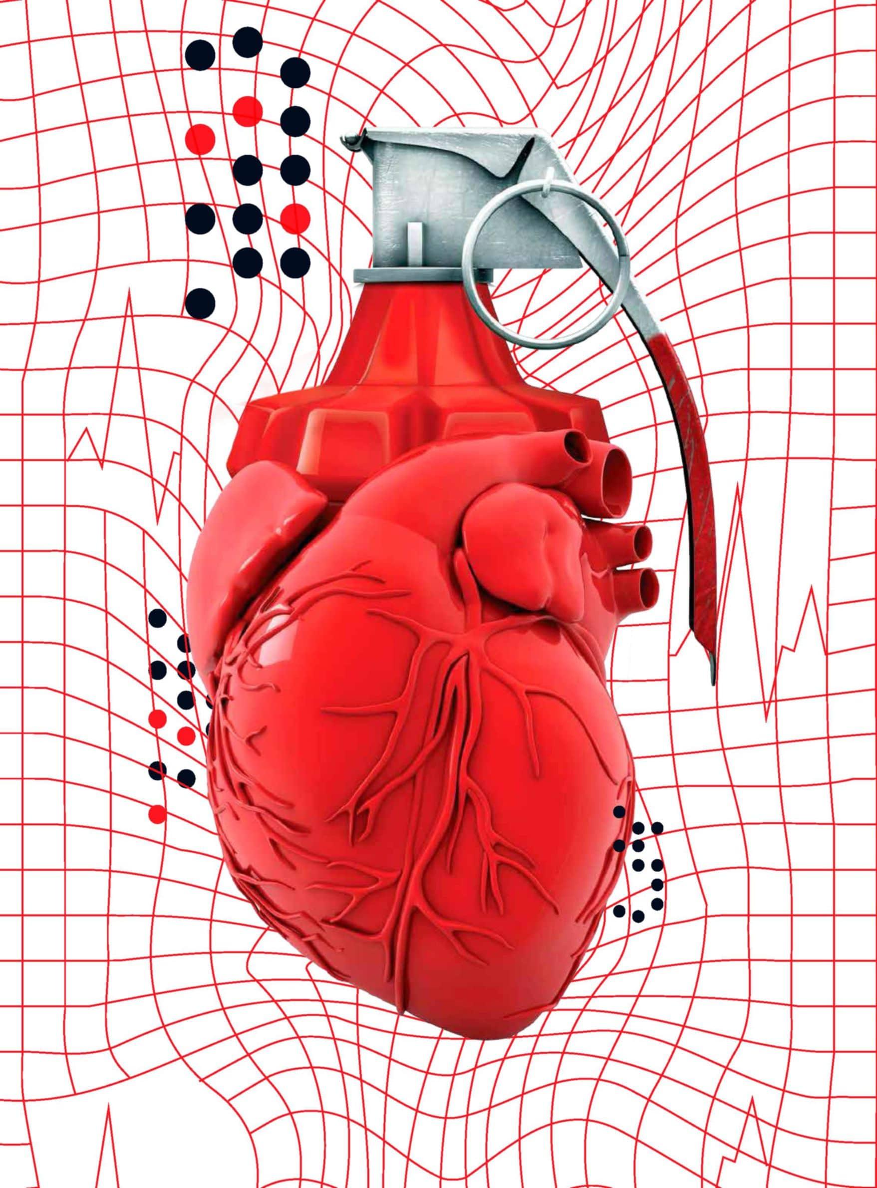 Ataques cardíacos: nadie está a salvo