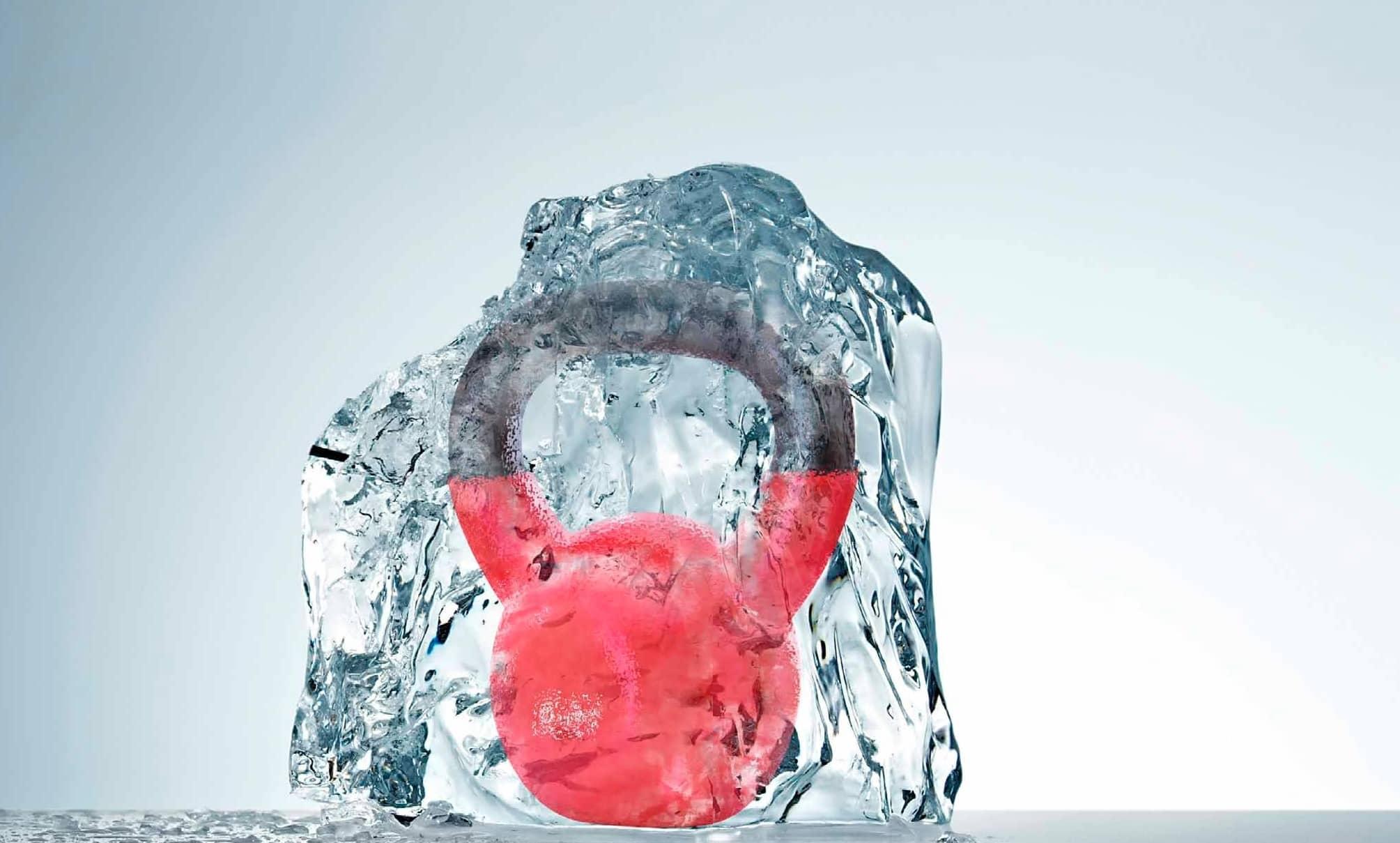El entrenamiento que te dejará helada