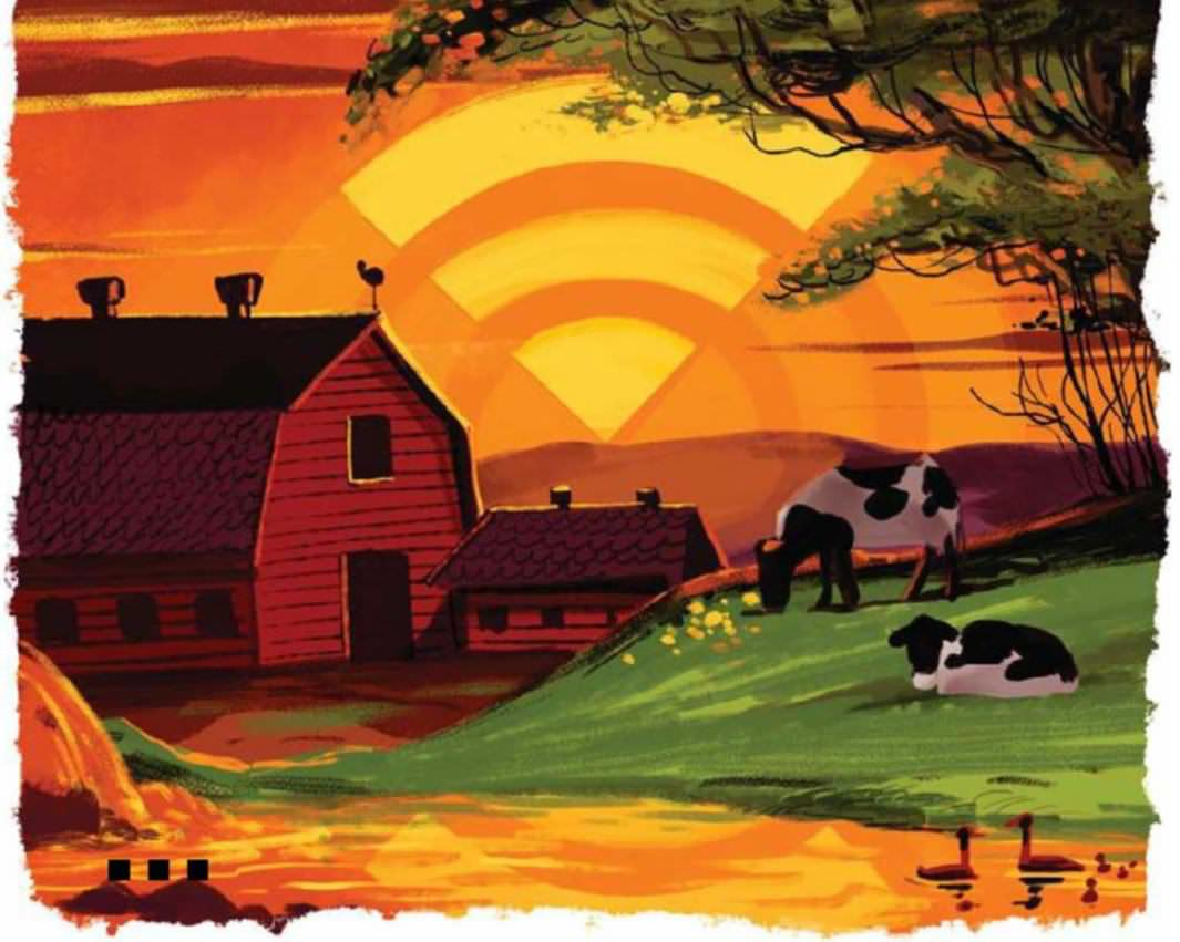 Farm To Cable Rebooting The Spirit Of The Internet
