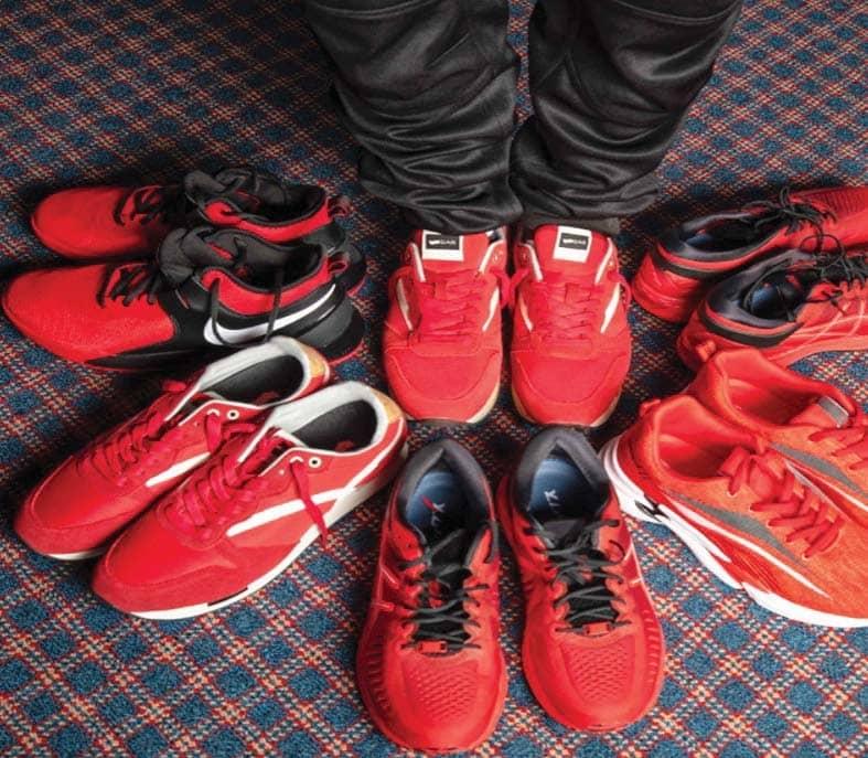 Ajio.com Launches 'Sneakerhood'