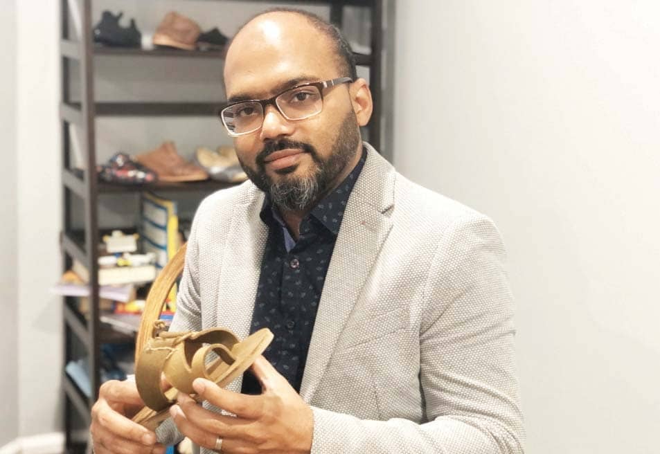 DRIVING VALUE: SYED ANWAR SHA A JOURNEY OF A GLOBAL FOOTWEAR TECHNOLOGIST