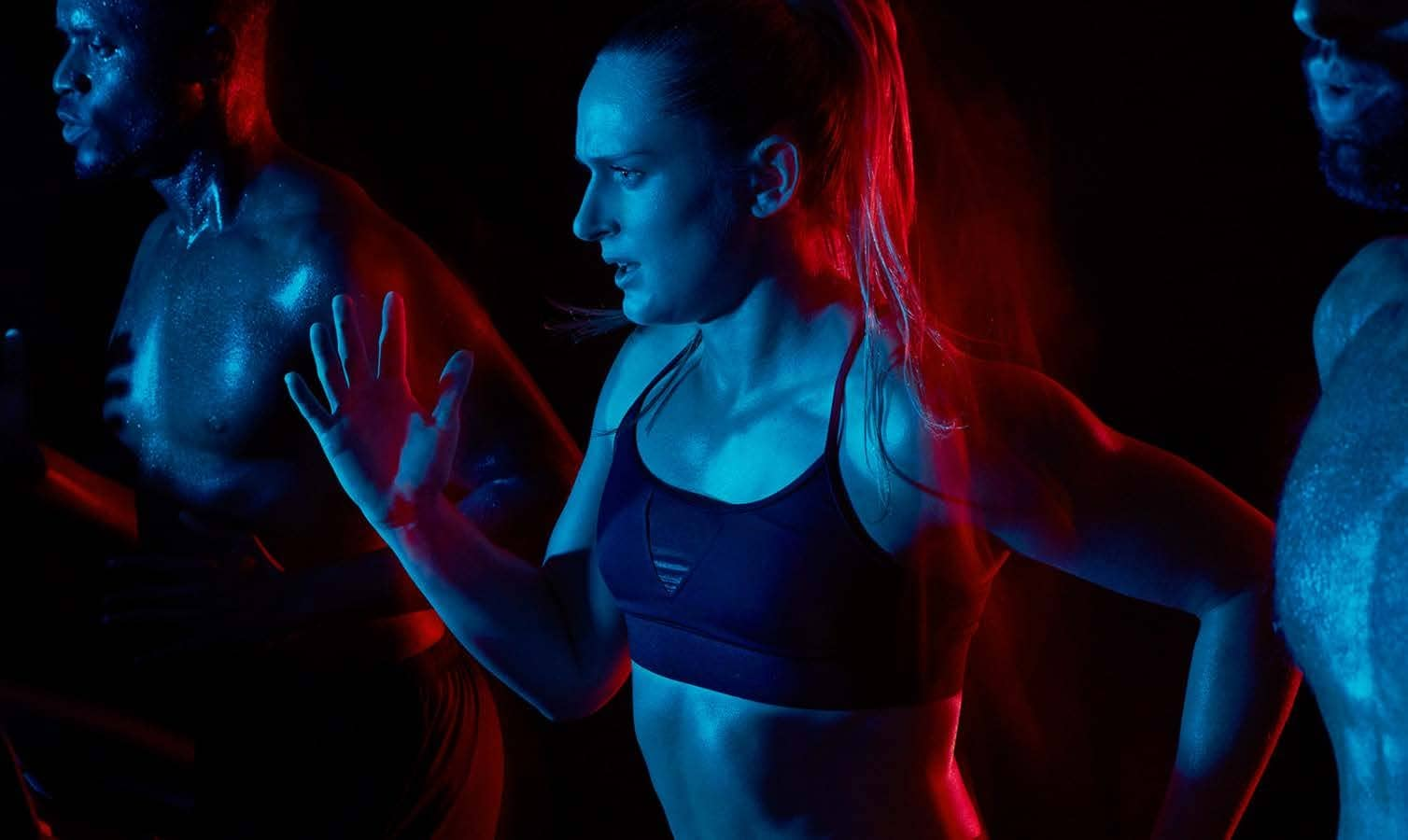 Athleisure List: Flatiron NYC Studio + Equinox Gyms - Precision Run