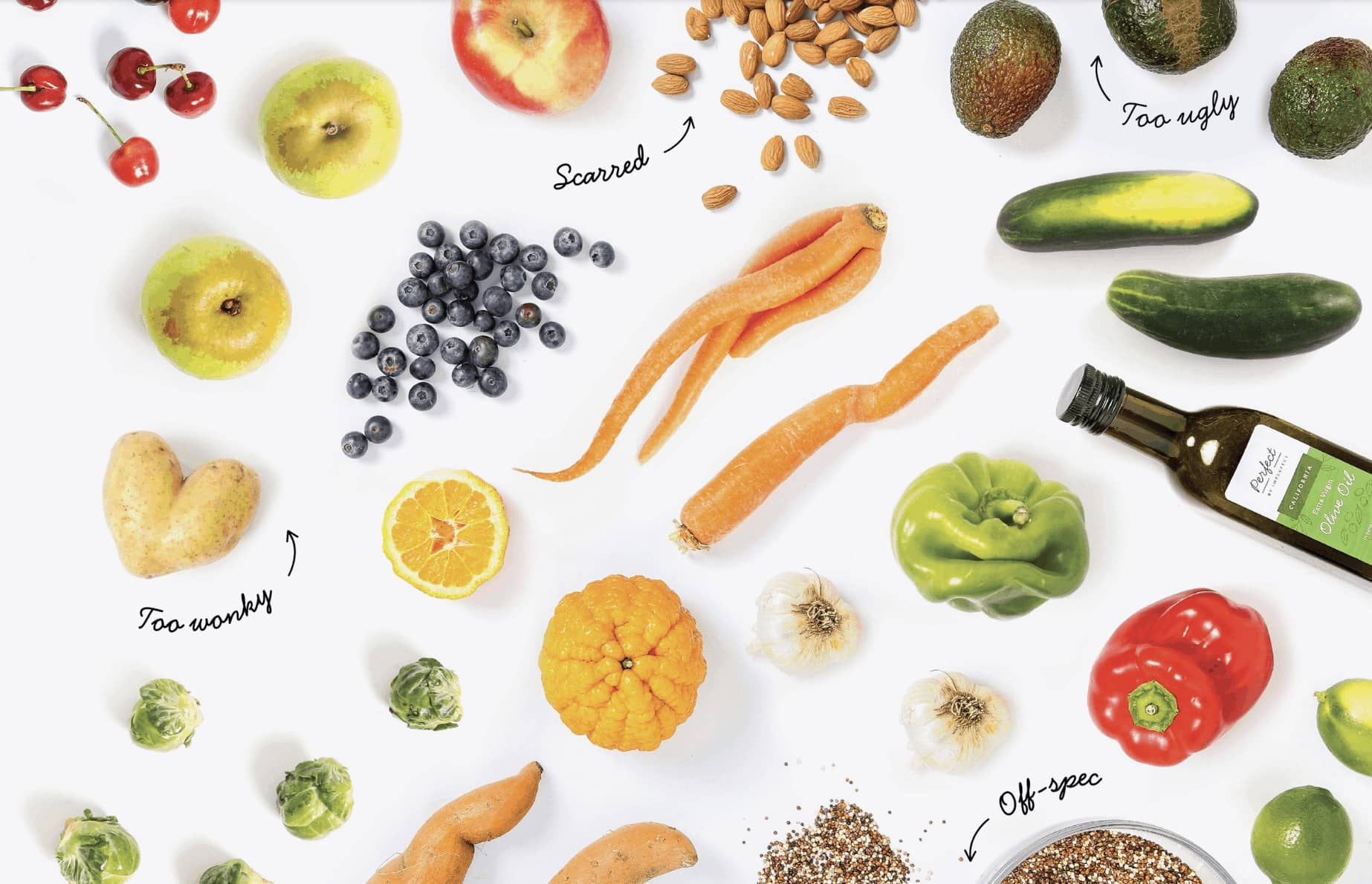 ATHLEISURE LIST: SUBSCRIPTION - IMPERFECT FOODS