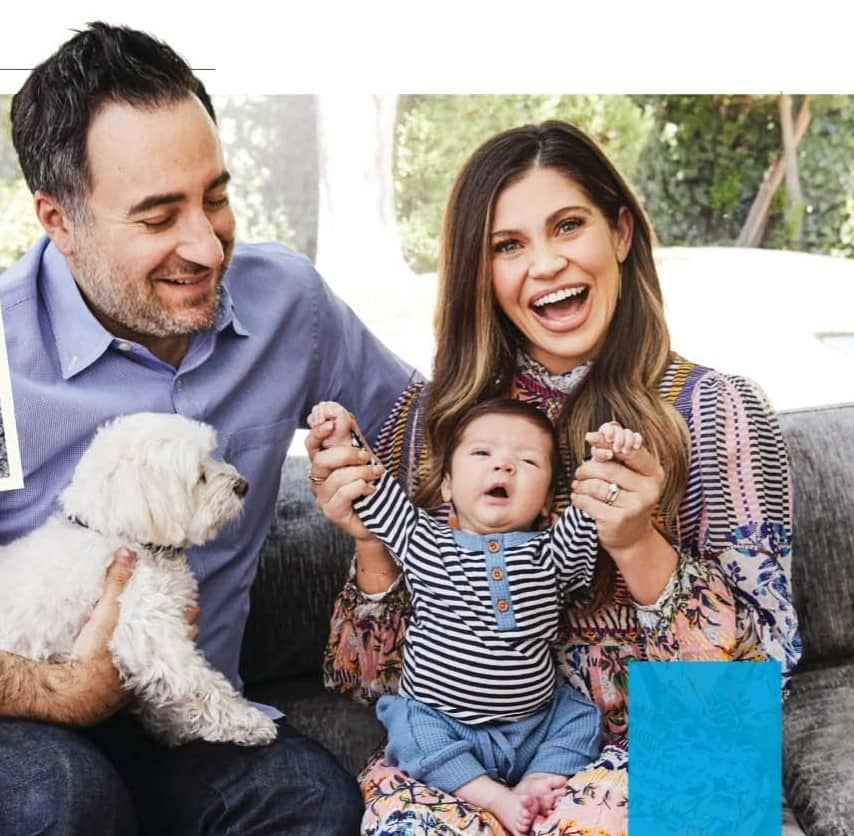 Boy Meets World's Danielle Fishel - My Baby's Health Crisis