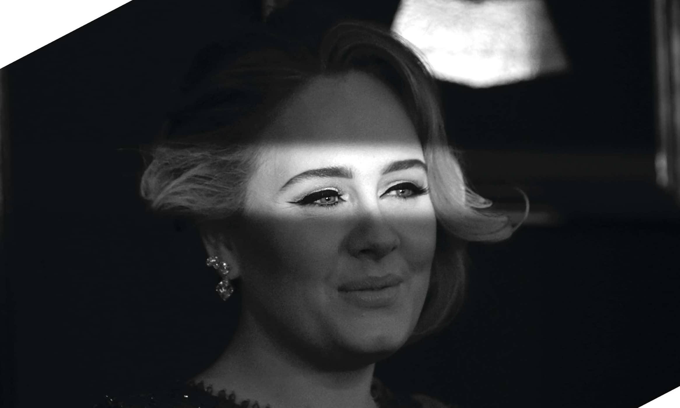Adele Leaving Heartache Behind