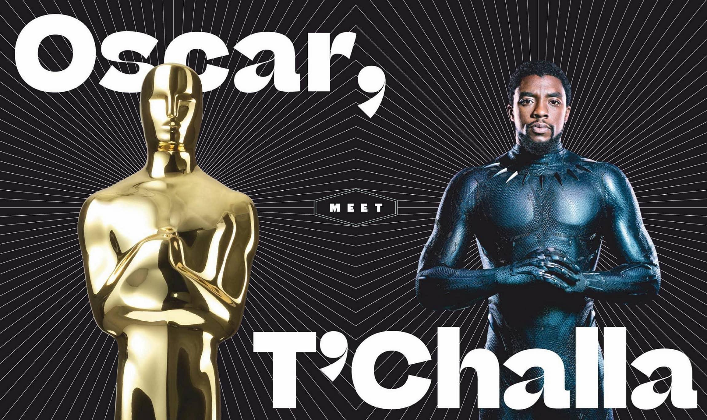 Oscar, Meet T'Challa