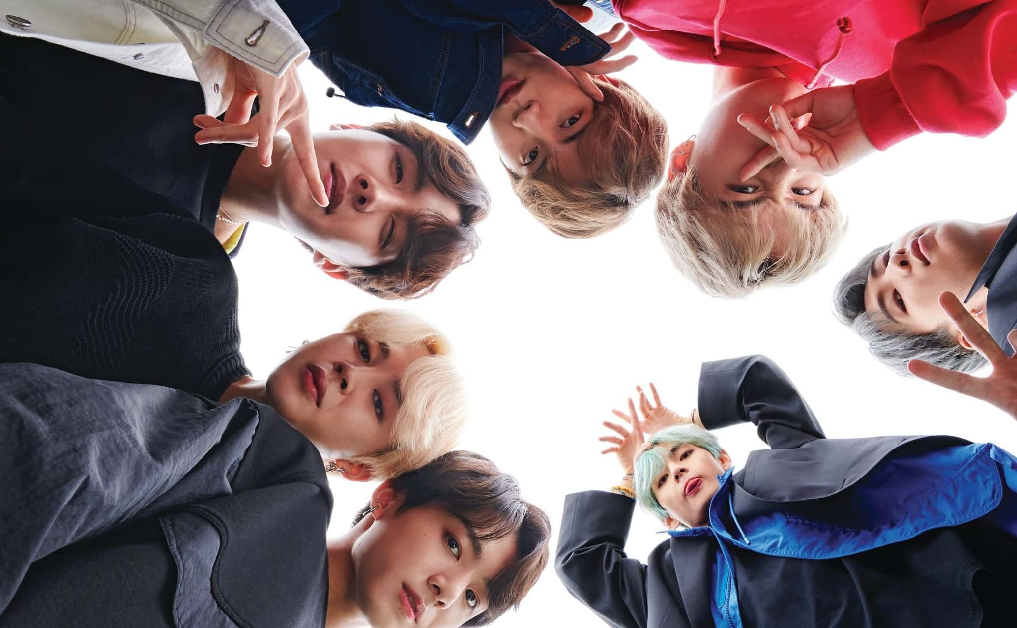 BTS - The Greatest Show Men