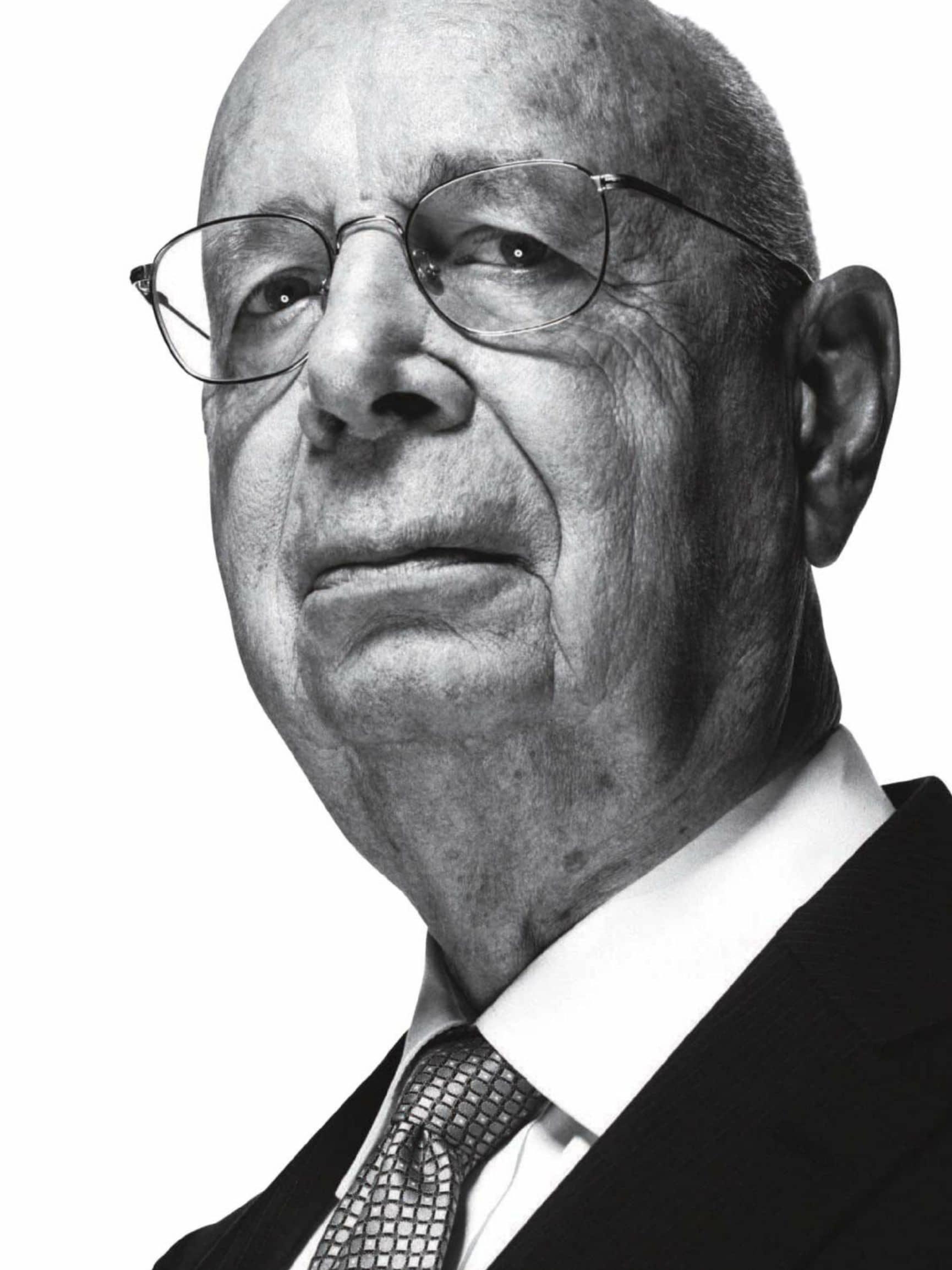 Карл Шваб идиолог нового мирового порядка