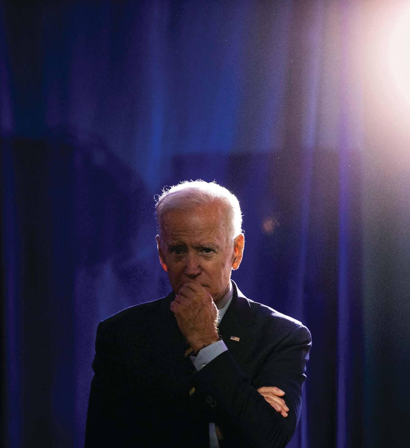 Biden's Long Road