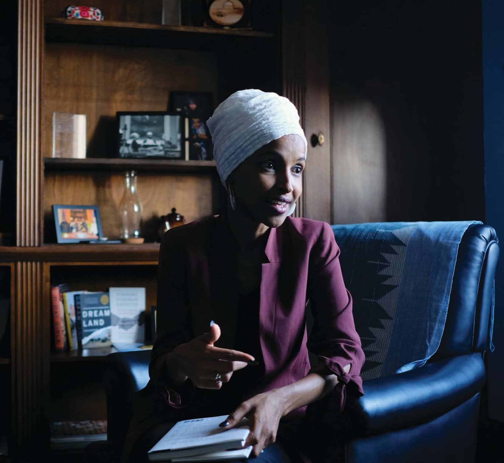 Ilhan Omar Is Already Home