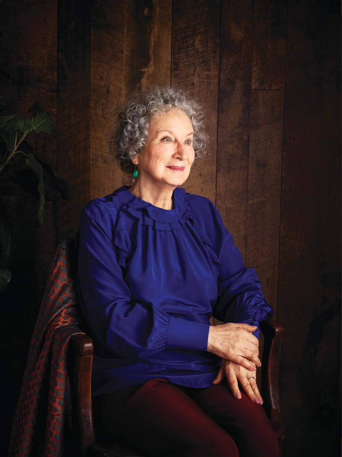 Margaret Atwood Saw It All Coming