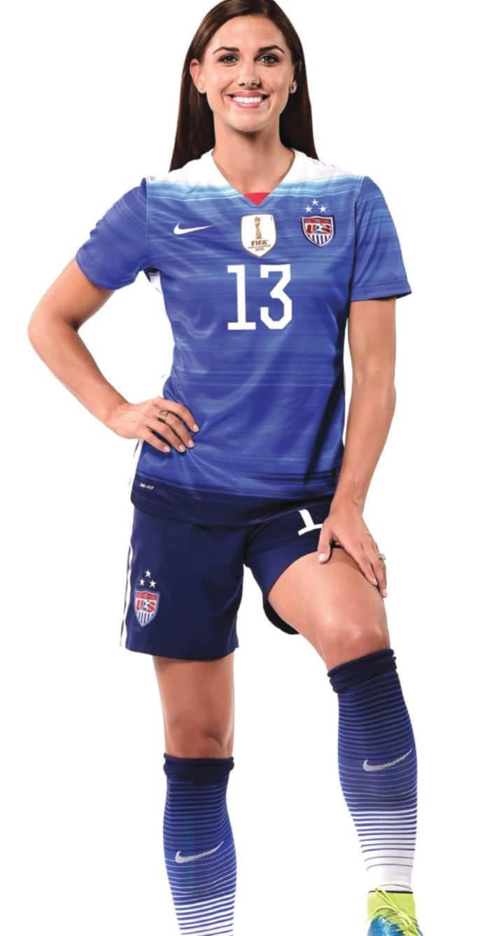 U.S. Women's Soccer Stars Set to Score Olympic-Size Endorsements
