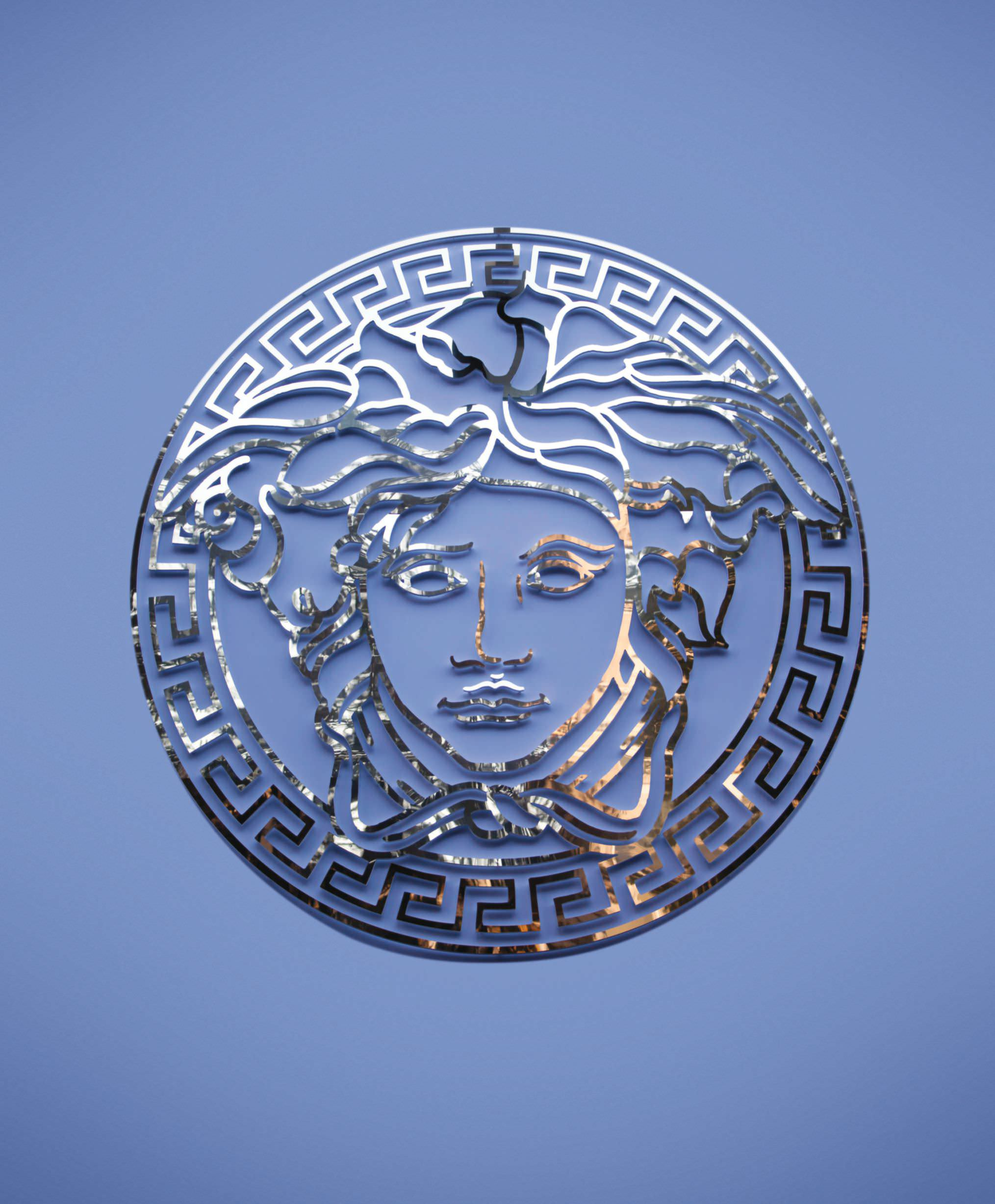 Why The Famed Logo Of Versace Is Turning Heads!