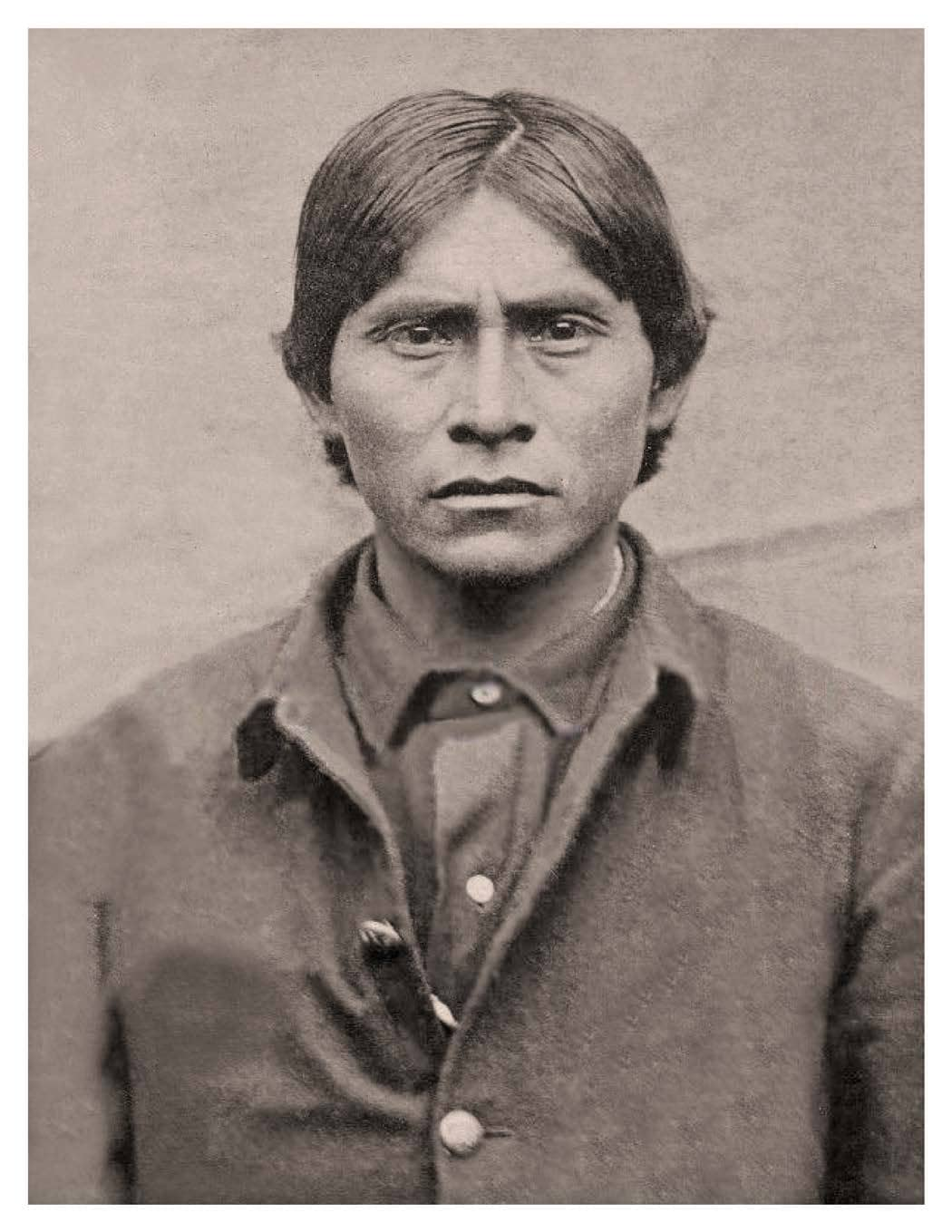 Death of the Apache Kid