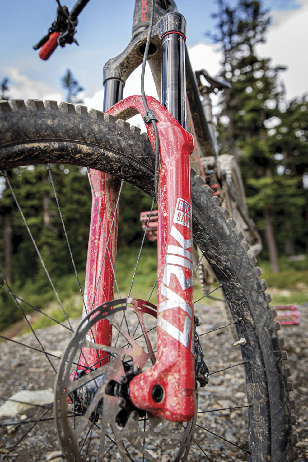 Lyrik Ultimate RC2 Fork X Super Deluxe Coil RCT