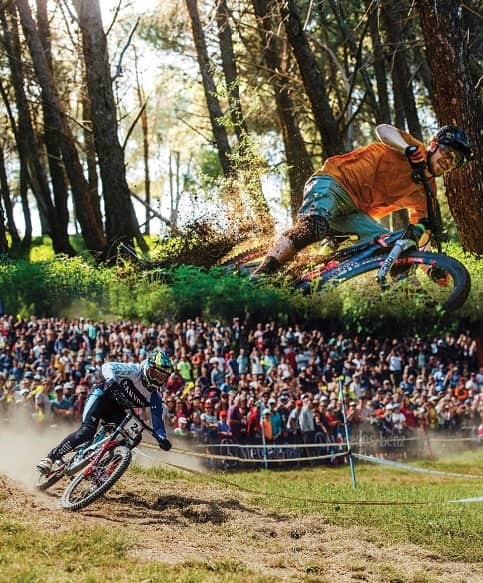 Inside The Mysterious World Of Training To Be One Of The Fastest Mtb Racers On The Planet