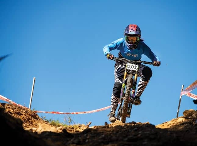 Mtba National Championship Dh 2020 Went Off!