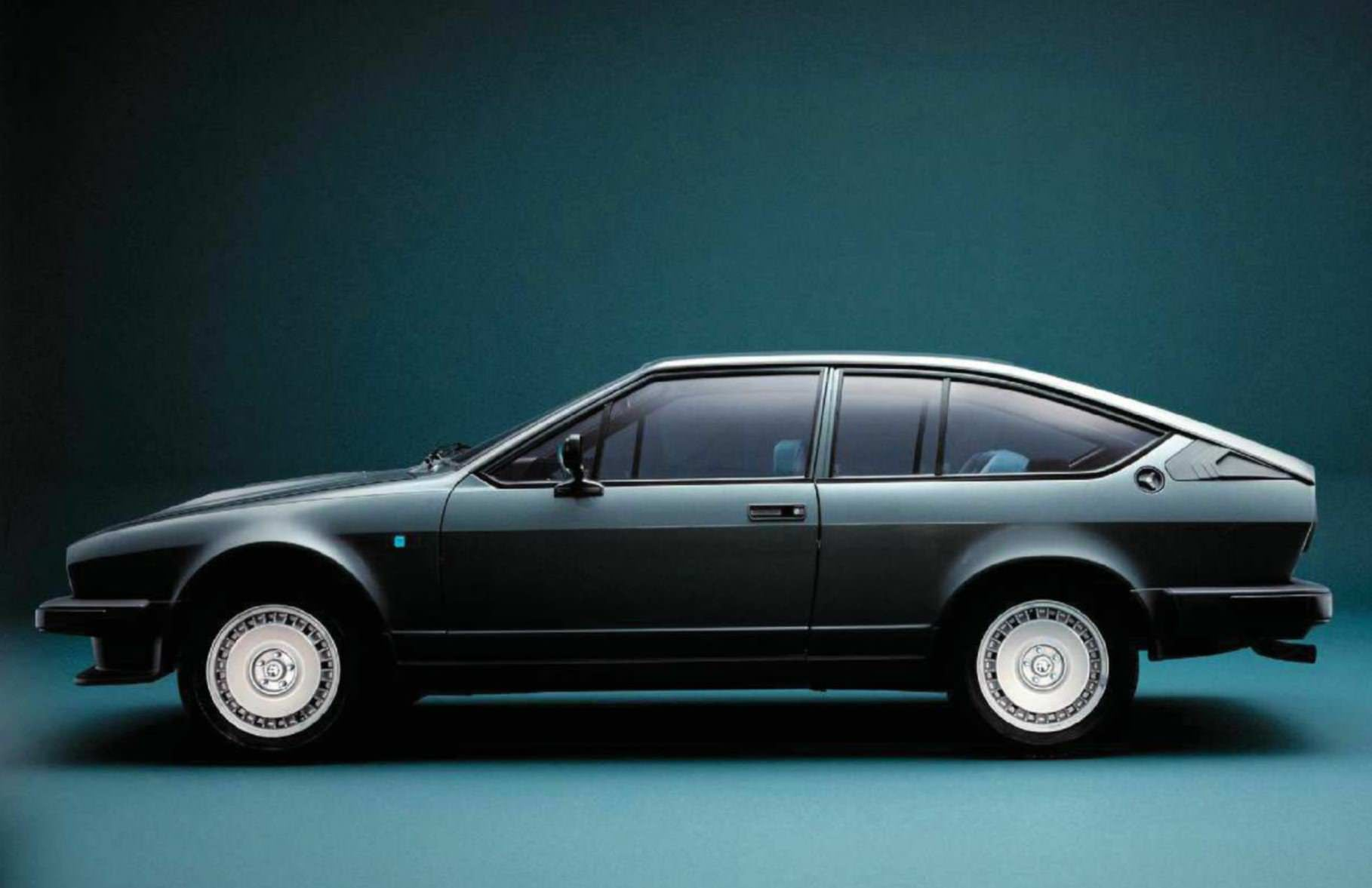 Alfetta GTV6 Has Room To Grow