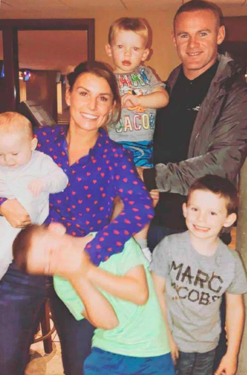 Coleen's  Accused Of Putting Her Boys At Risk