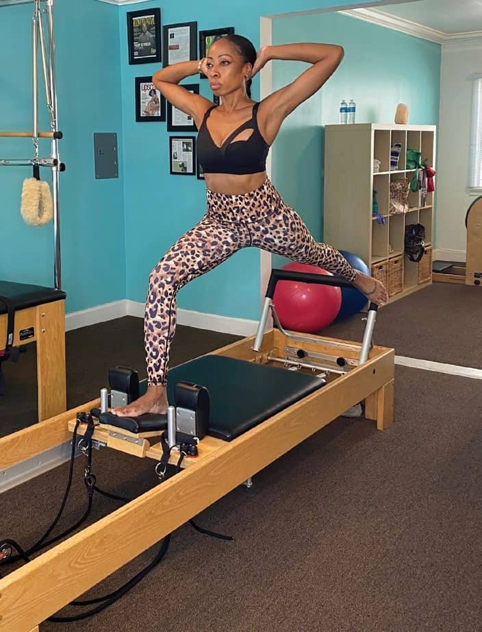 PILATES IN THE HOOD