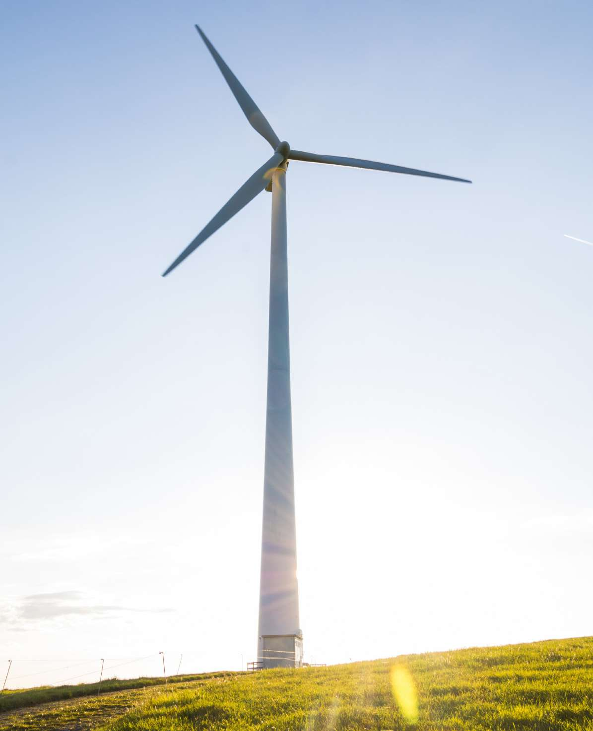 COAL DEPENDENCE FOR ENERGY BEING REPLACED BY WIND, SOLAR ENERGY