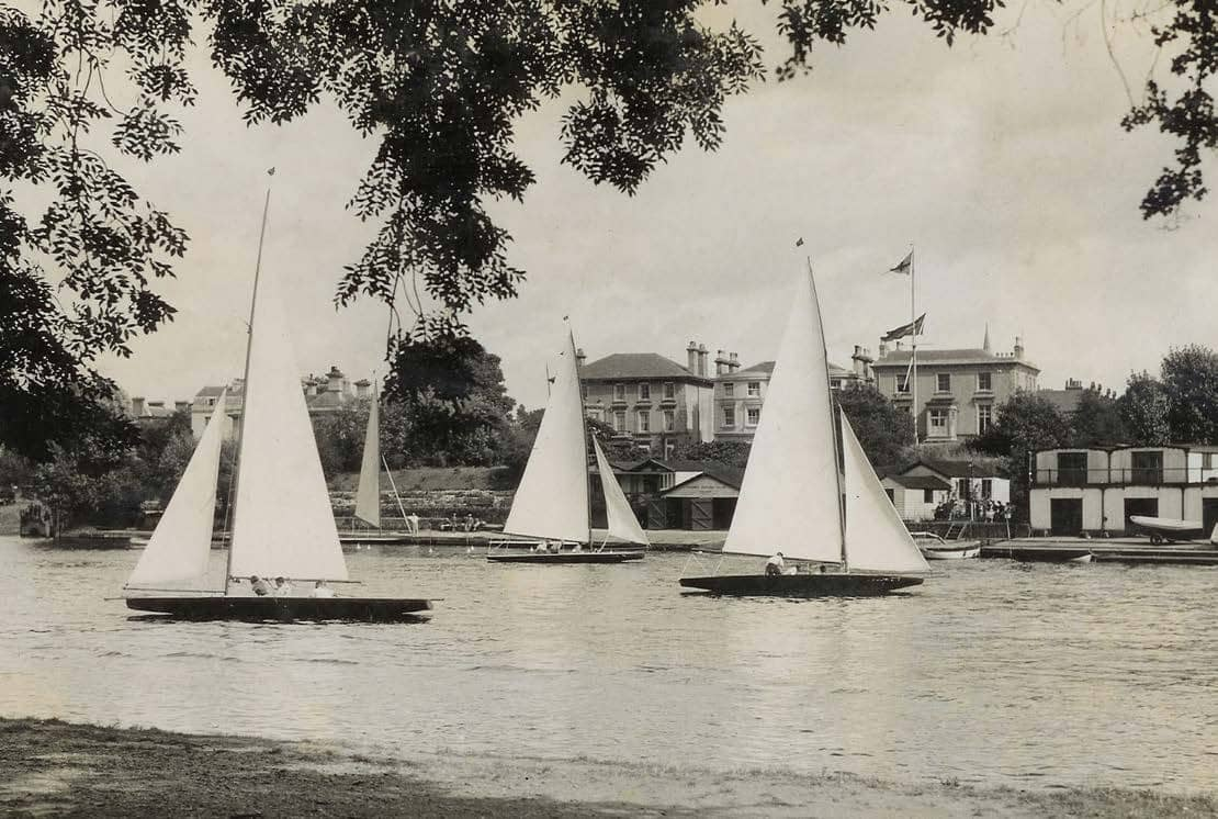 150 years of the THAMES SAILING CLUB