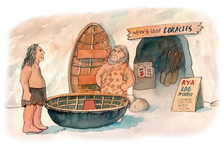 How Civilisation Went Down The Pan