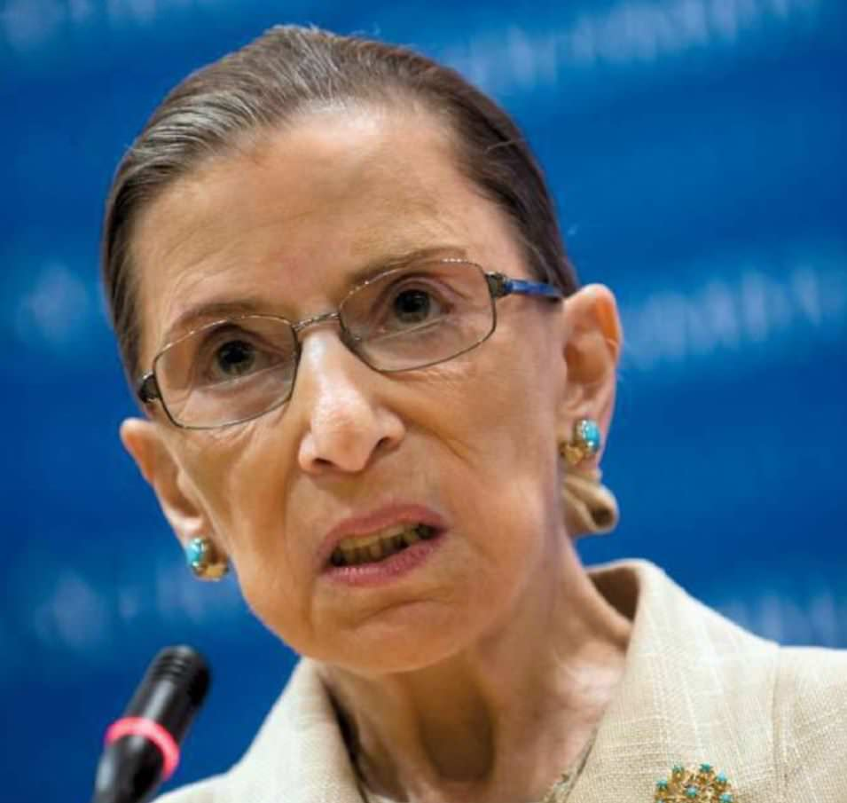 Why Ruth Bader Ginsburg's Health Suddenly Matters For Us All