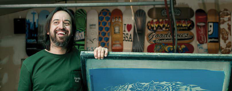 Jesse Garza: Deck Restorer