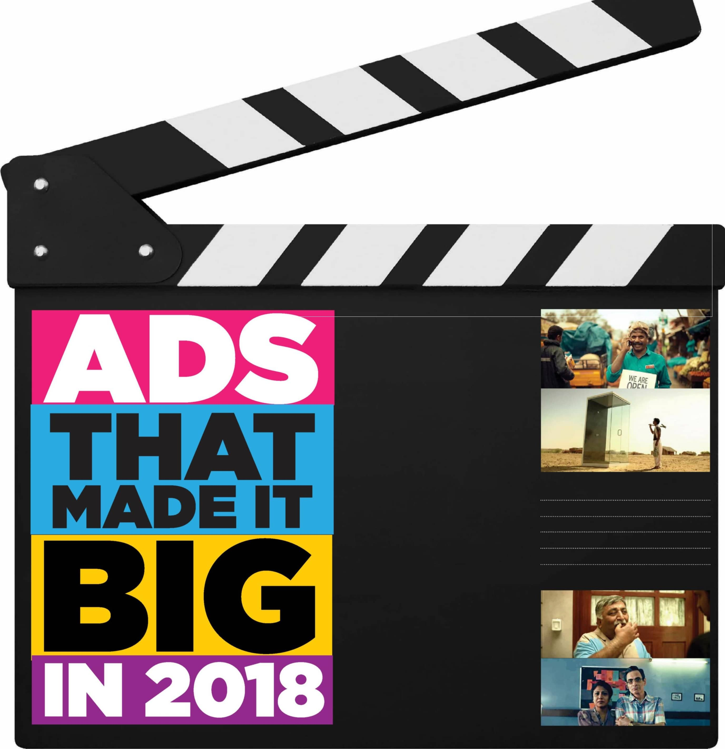 Ads That Made It Big In 2018