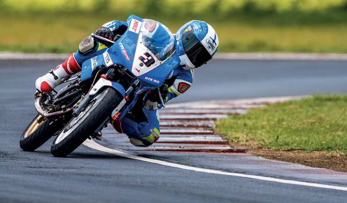 TVS Racing Clinches National Championship