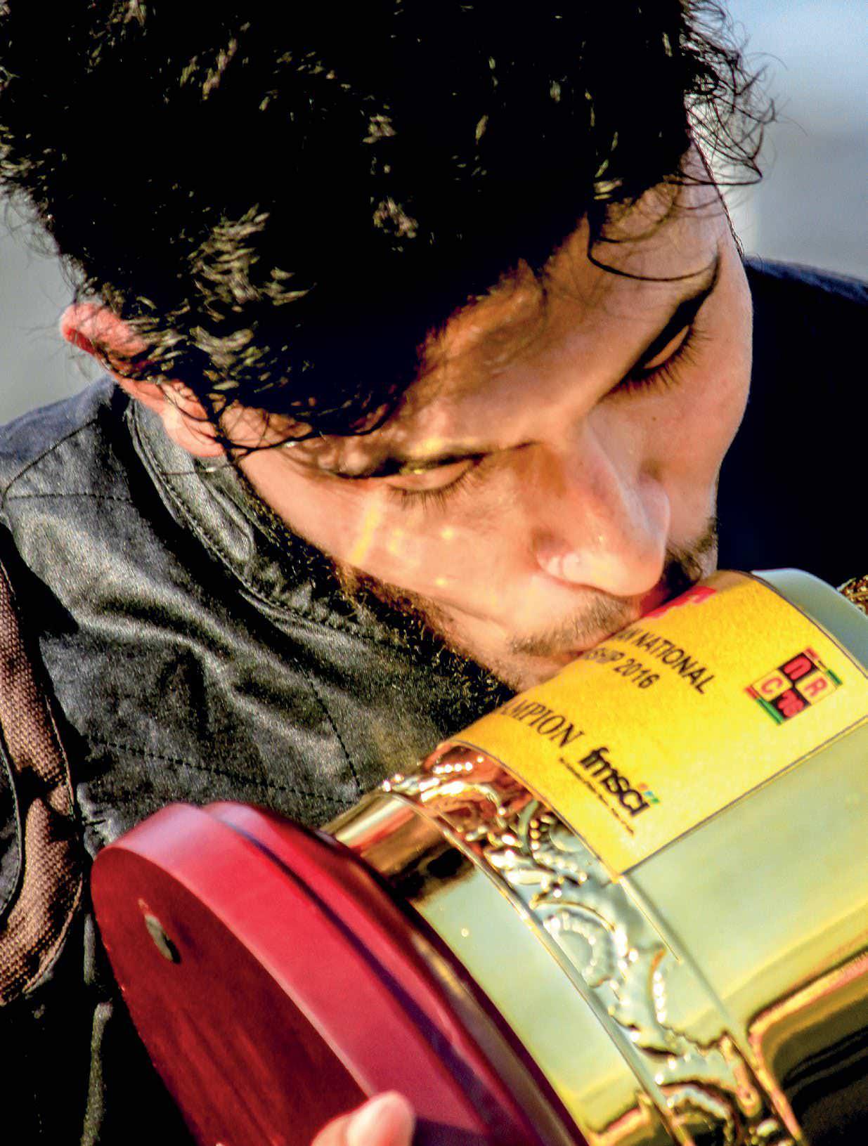 Vikash Anand seals MRF F1600