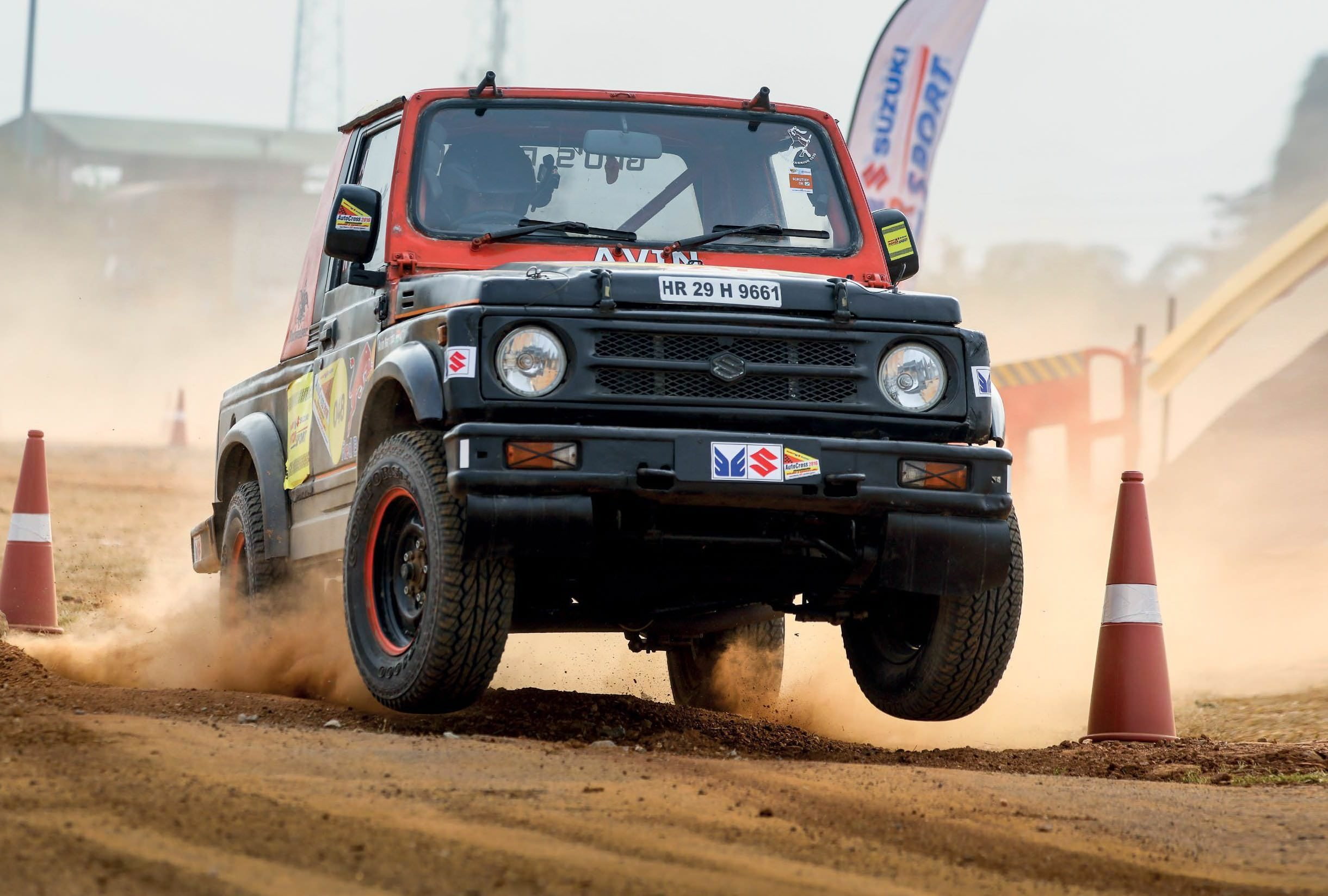 Autocross Fever Re-ignited