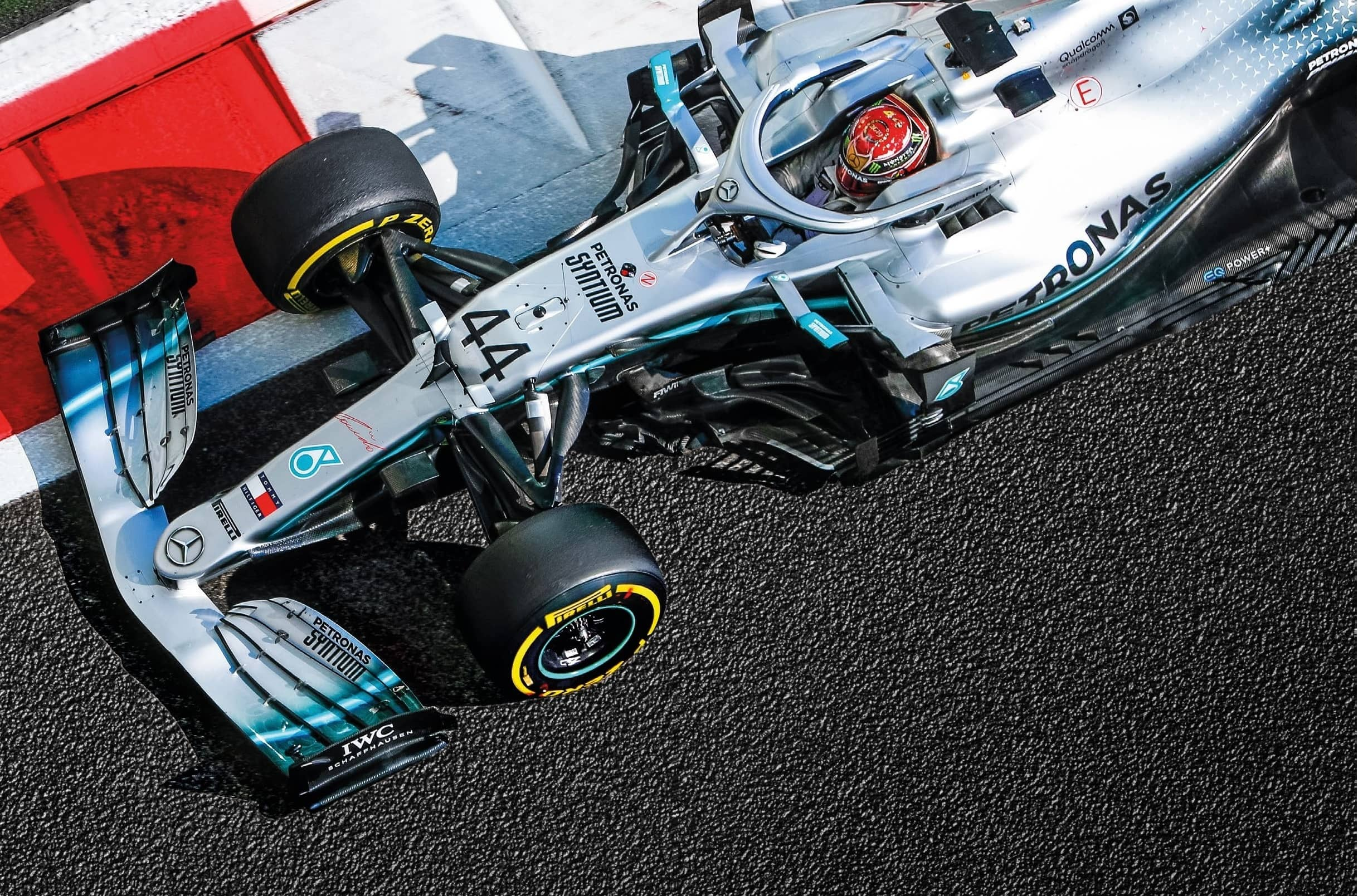 GET IN  THERE LEWIS!