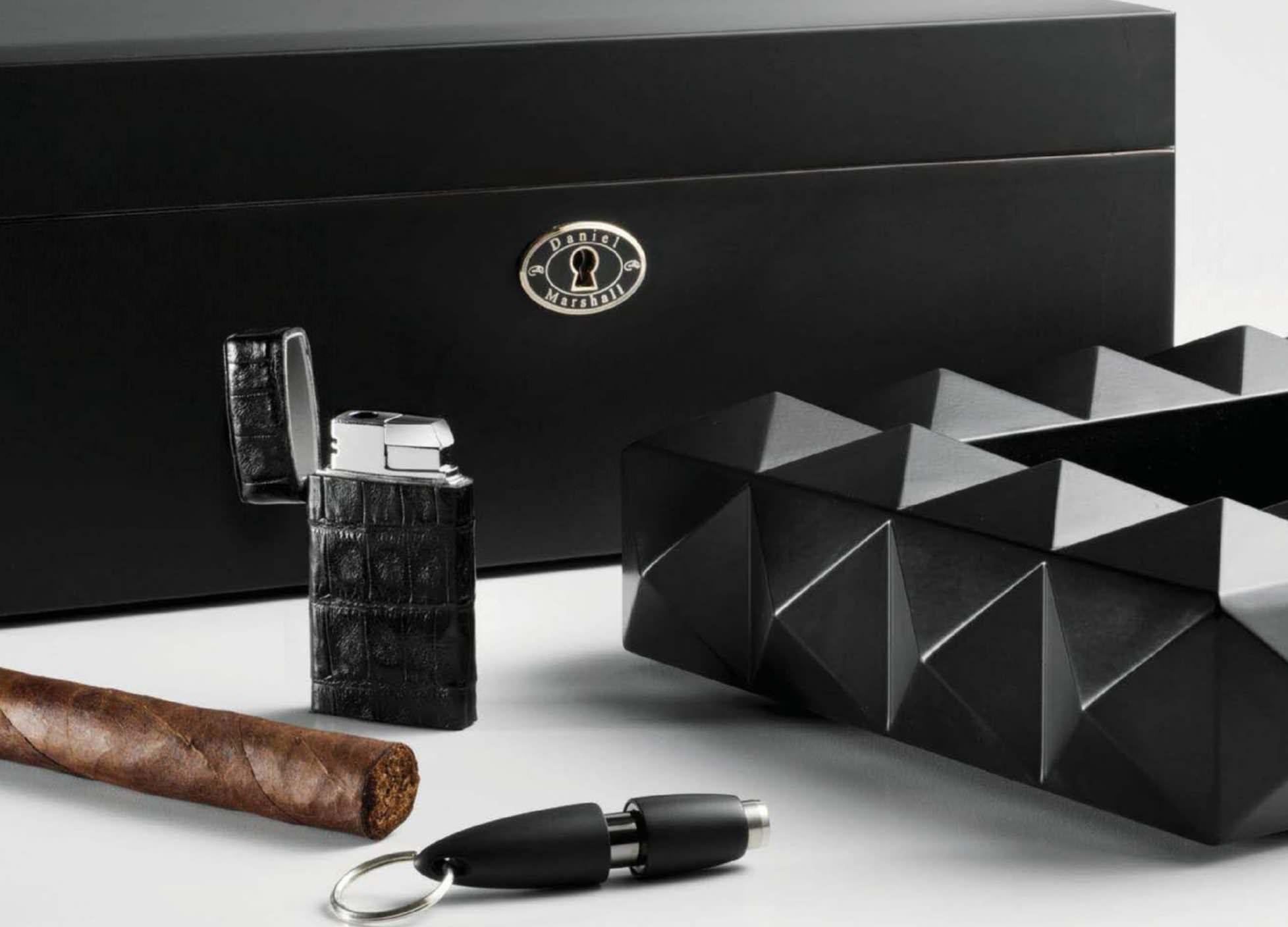 Black Cigar Accessories