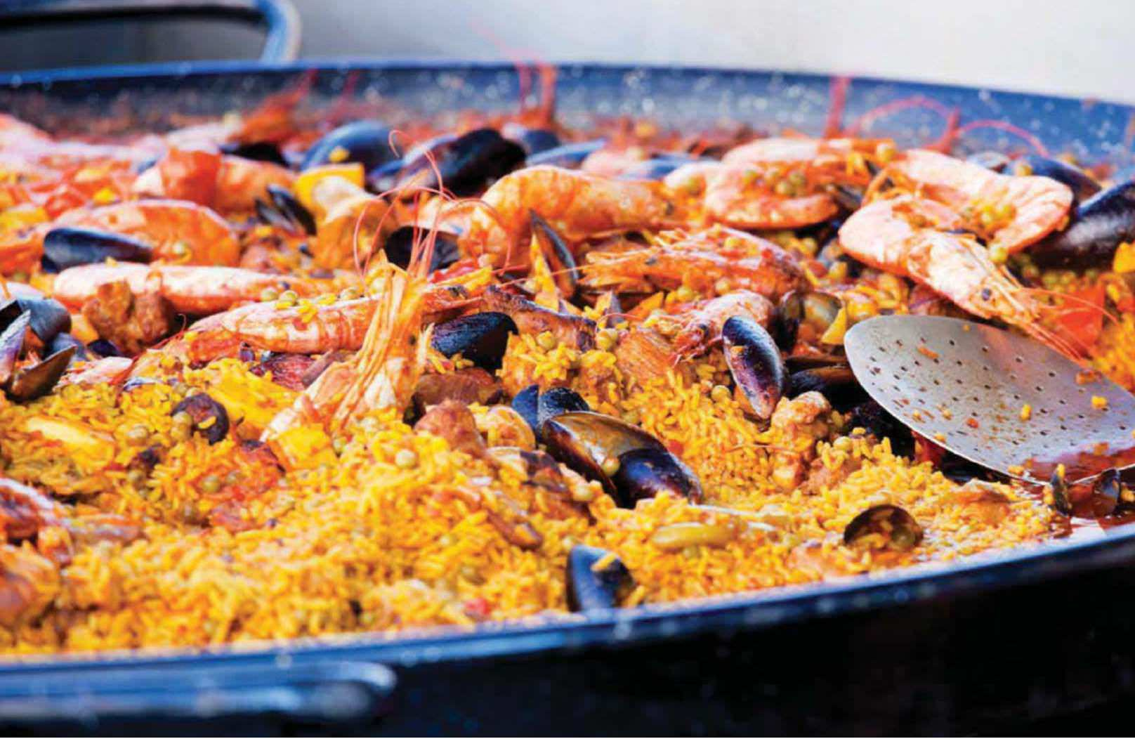 The Perfect Paella