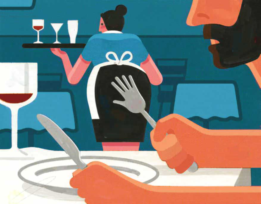 How Restaurant Workers Can Stop Sexual Harassment